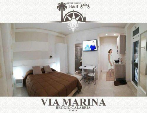 Guest House Via Marina B&B Reggio Calabria